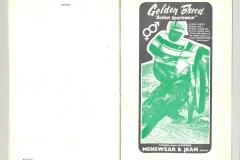 1976 Road Race Meeting Book