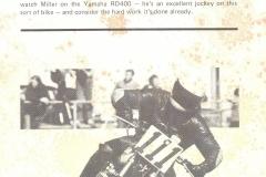 1977 Motorcycle Race Meeting