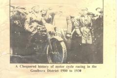 The Racing Boys 1900-1930