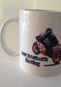 Lee Roebuck Racing Mug