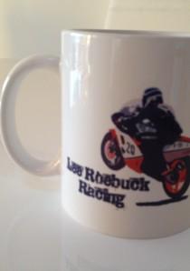 Lee Roebuck Racing Mug