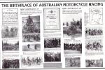 1905-1924 1st Austrailian TT & GP Chart